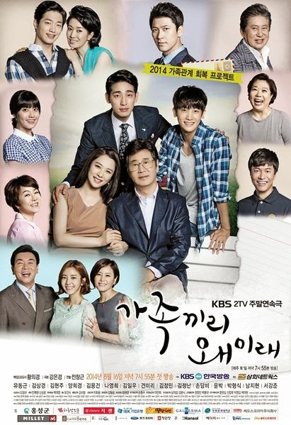 SINOPSIS What Happens to My Family ? Lengkap Episode 1-53 Terakhir
