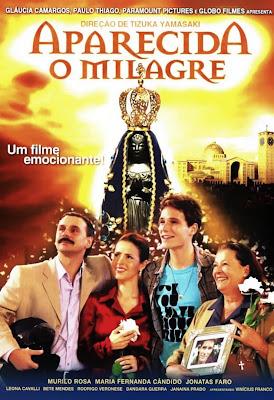 Aparecida: O Milagre - DVDRip Nacional