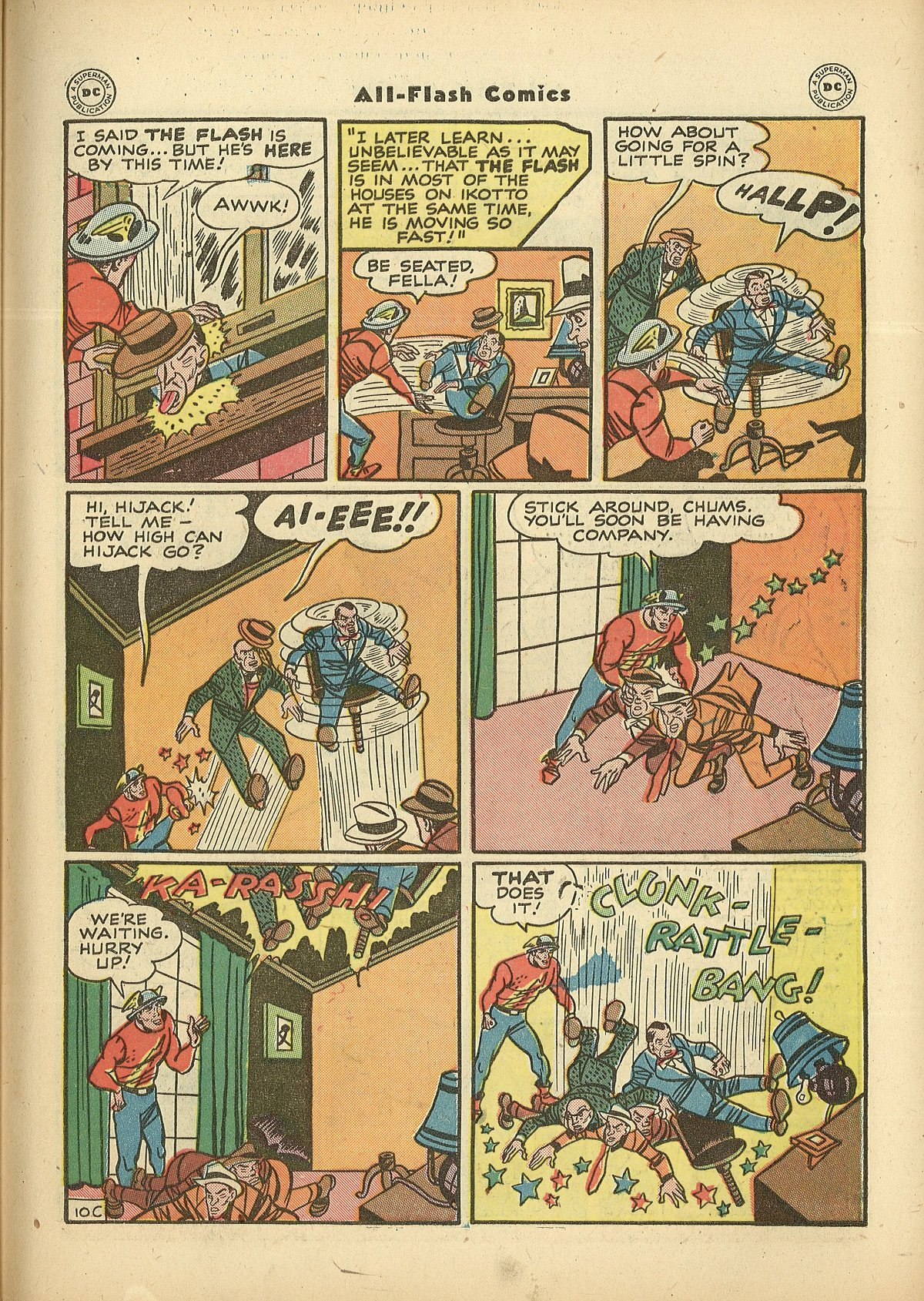 Read online All-Flash comic -  Issue #27 - 39