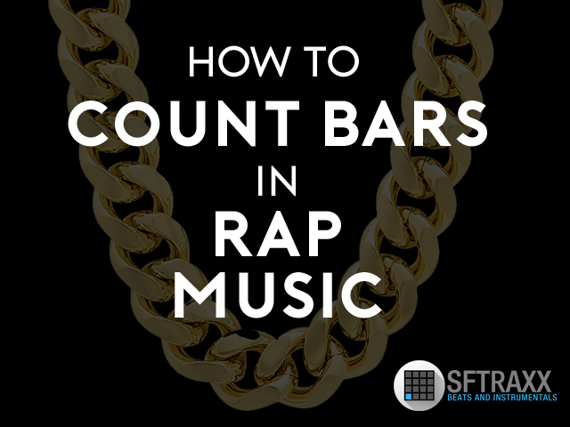 How to count bars in rap music
