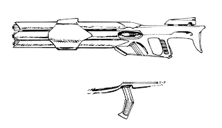 Kreuzgun rifle