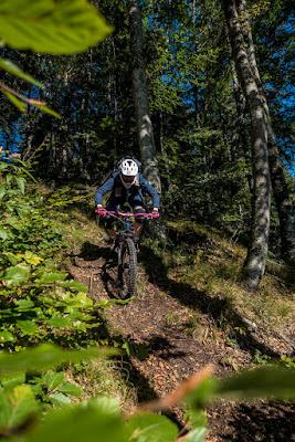 Mountainbike Touren nach der Schwangerschaft, so war die Geburt und die ersten MTB Touren danach