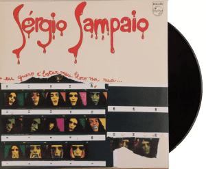 LP clássico de Sérgio Sampaio é relançado