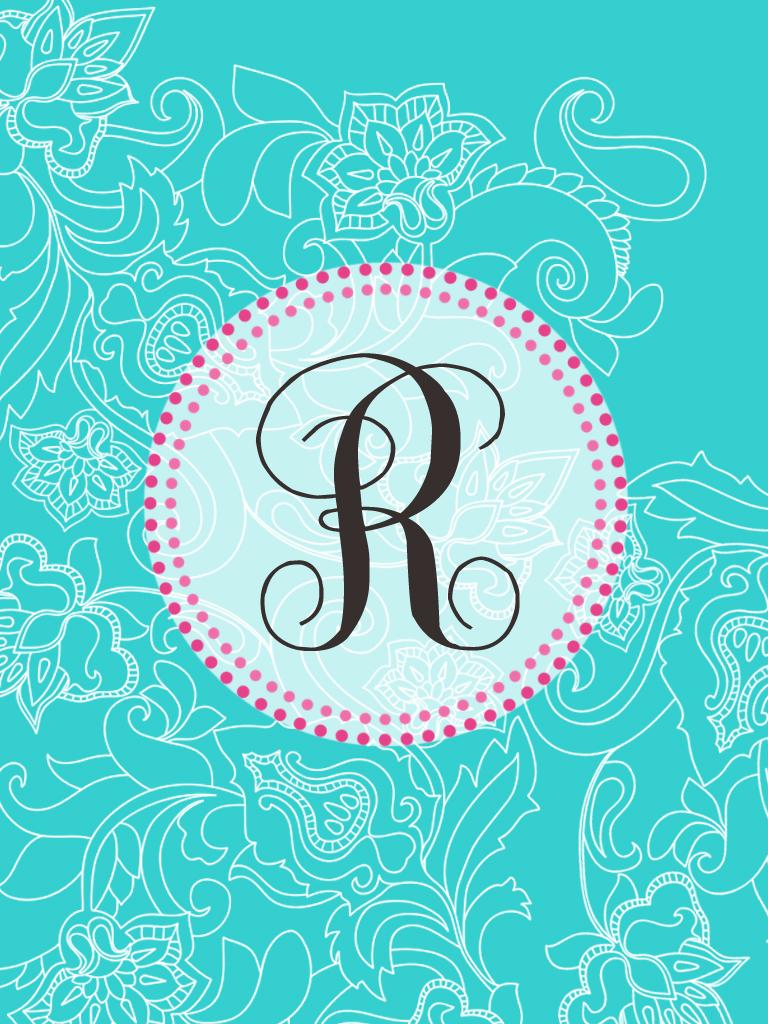 Beautiful Letter...O Letter Wallpaper