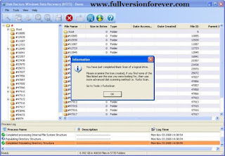 Download disk data recovery software.