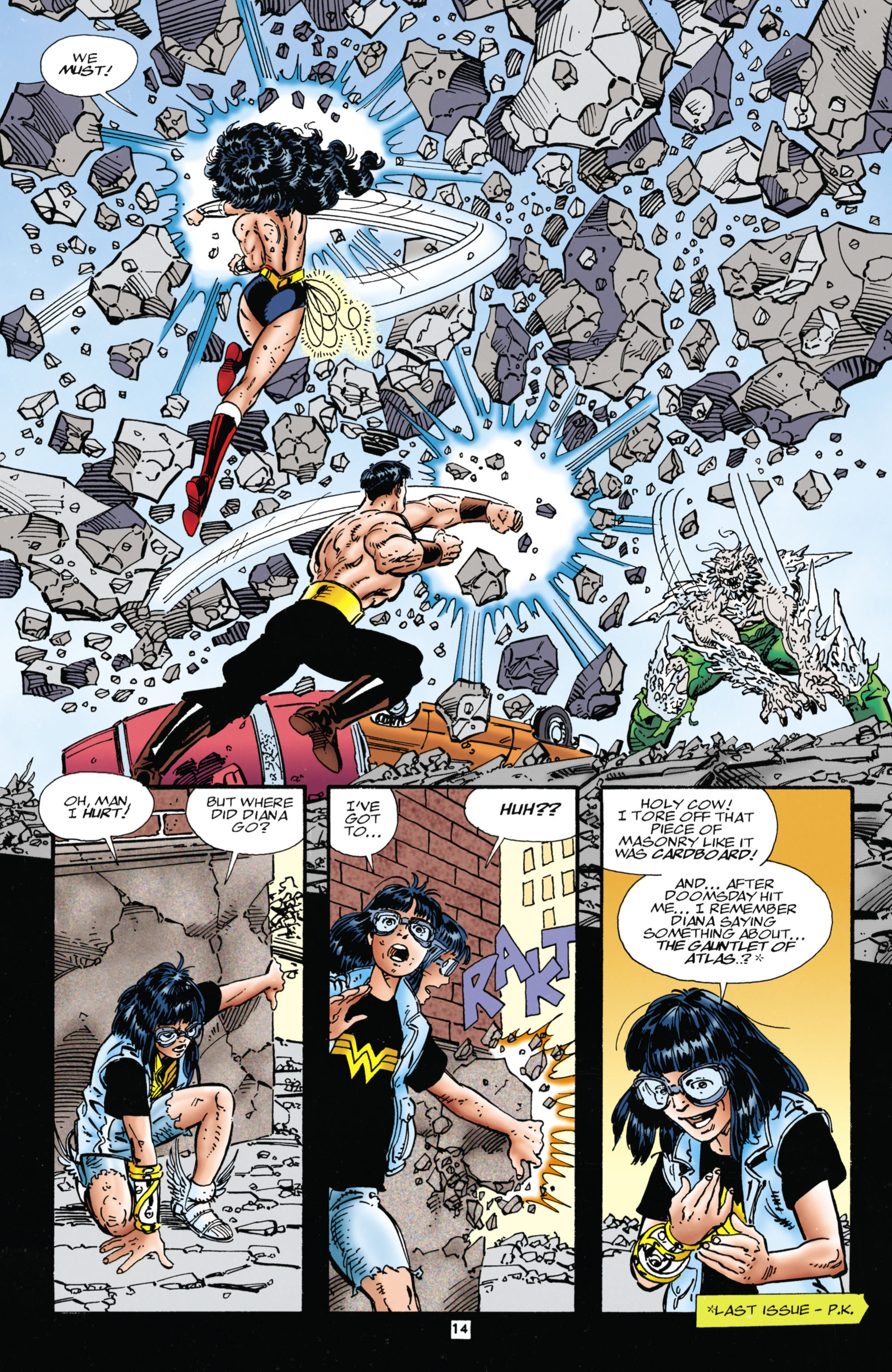 Read online Wonder Woman (1987) comic -  Issue #112 - 14