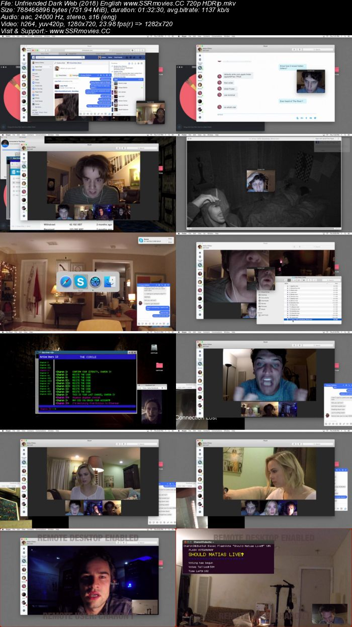 unfriended full movie eng sub download