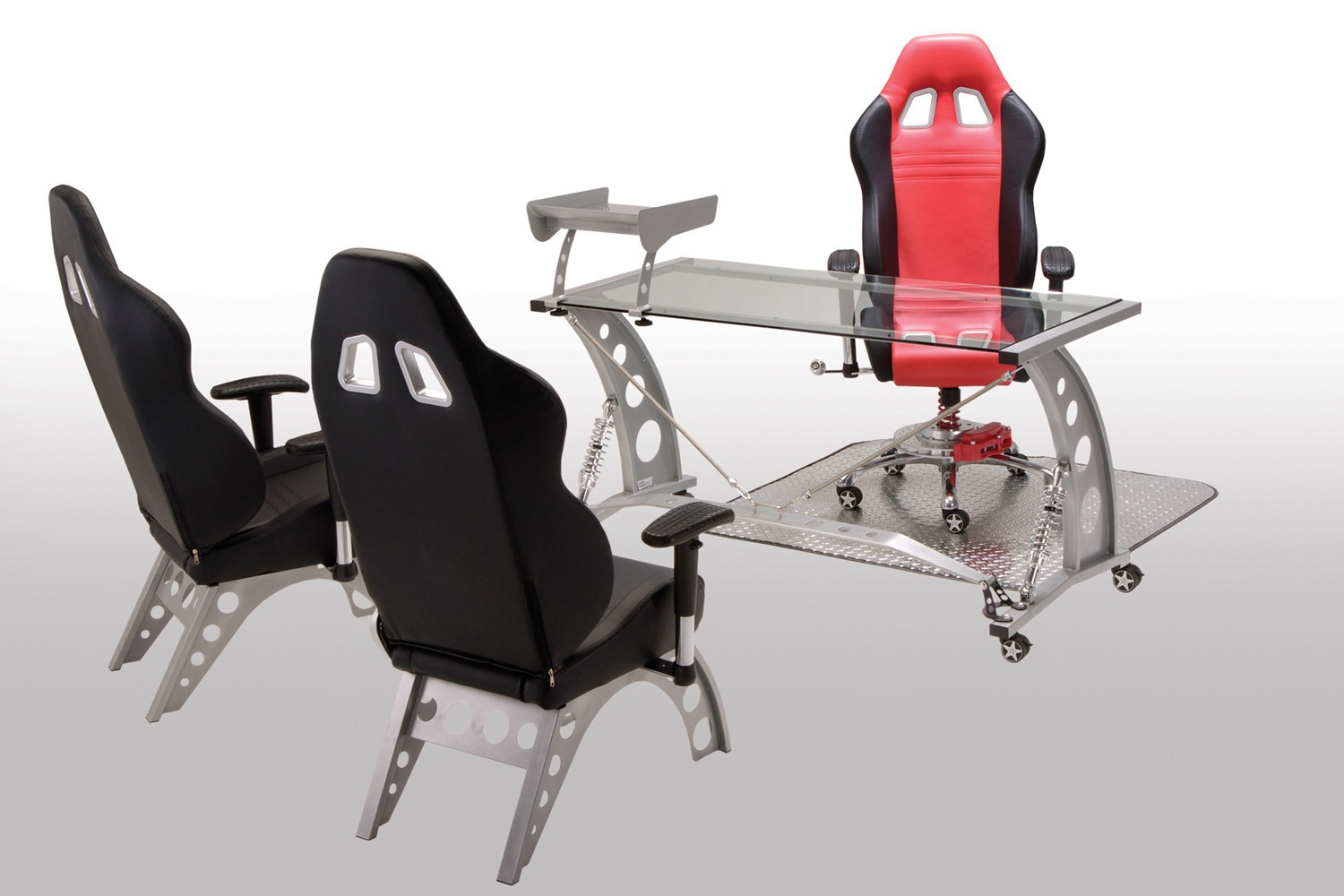 Cool Stuff Pitstop Furniture Auto Inspired Office