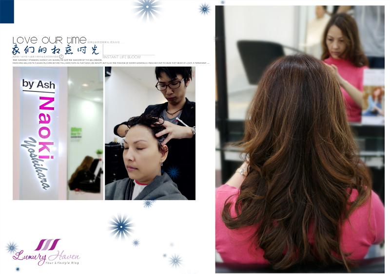 singapore japanese hair salon naoki yoshihara promotion