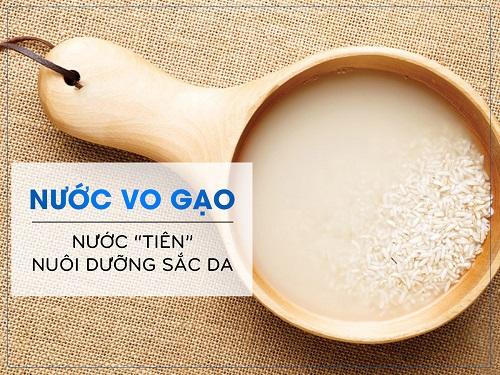 Mụn ẩn dưới da - lập tức chú ý phương pháp với nước gạo