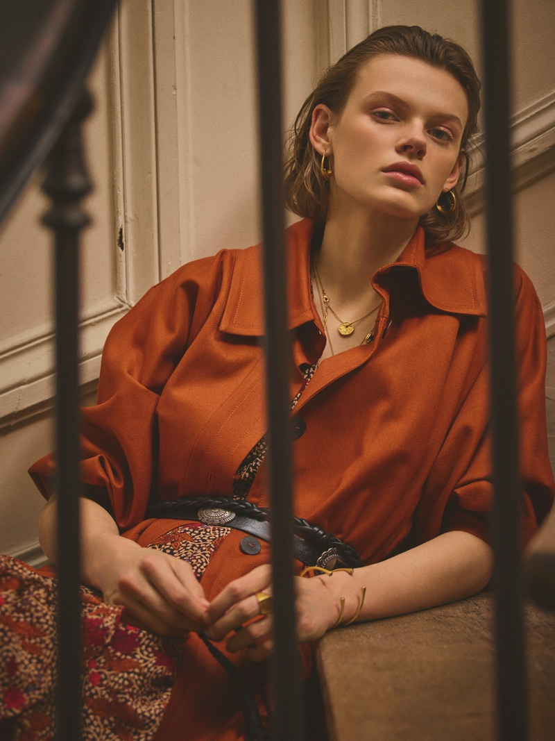 Mango Urban Bohemia Spring/Summer 2019 Lookbook