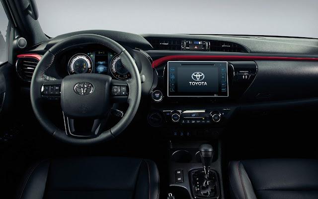 Toyota Hilux GR ganhará motor V6 este ano