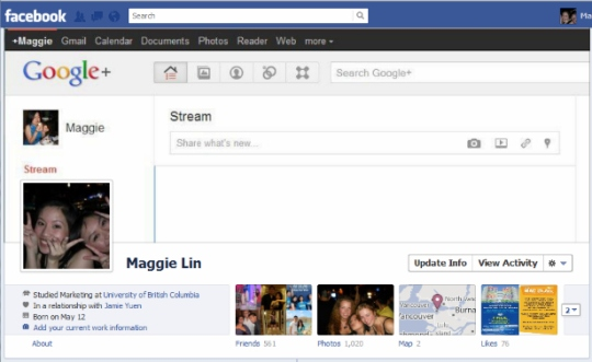 facebook timeline creative profile 6