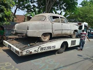 Bahan Mobil Antik American Classic Car's,  Desoto