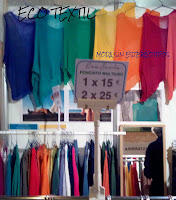 moda sostenible; Eco textil