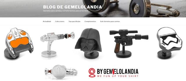 Gemelos de Star Wars en Gemelolandia