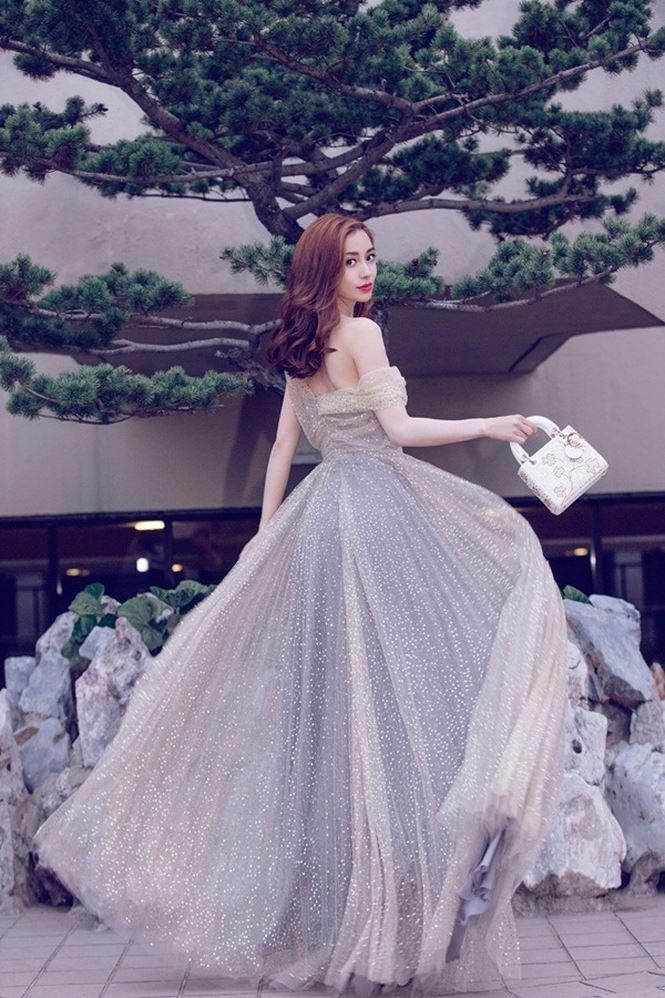 'Công chúa mùa xuân' Angelababy xinh đẹp đầy cuốn hút - Ảnh 6