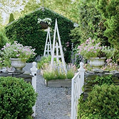 Eleven Gables: Planning a Potager Garden