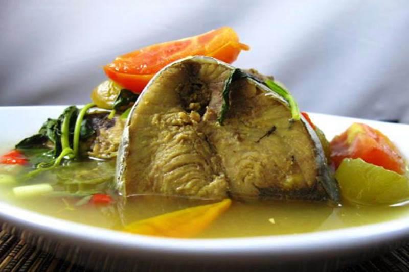 Resep Cara Membuat Sup Ikan Tongkol Enak Segar Mudah Top 1000 Resep