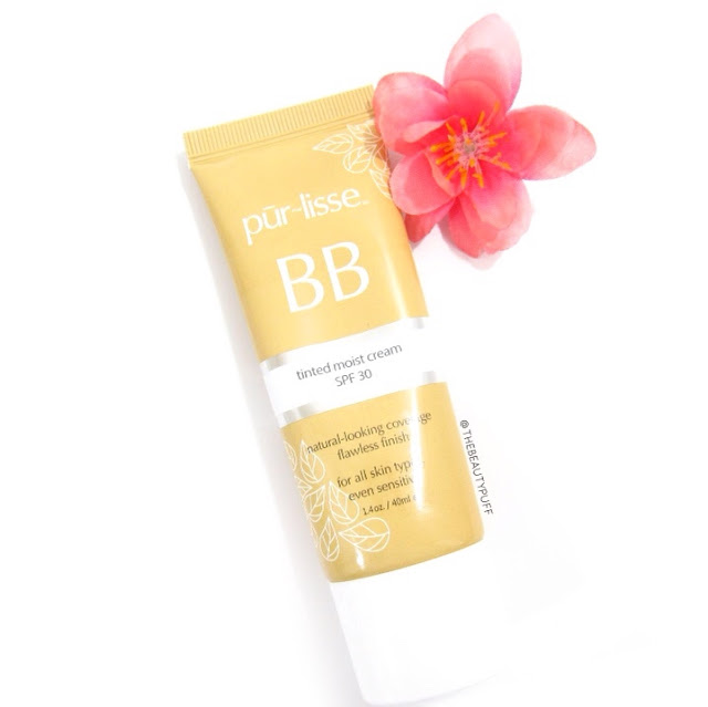 purlisse bb cream - the beauty puff