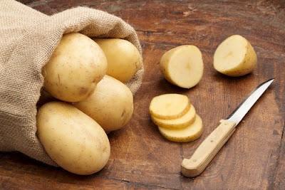 Jus de pommes de terre