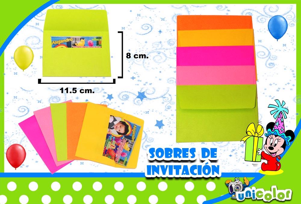 Tarjetas Infantiles Personalizadas Tarjetas De Cumpleaños