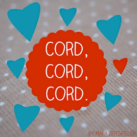 ❥ Linkparty: Cord Cord Cord