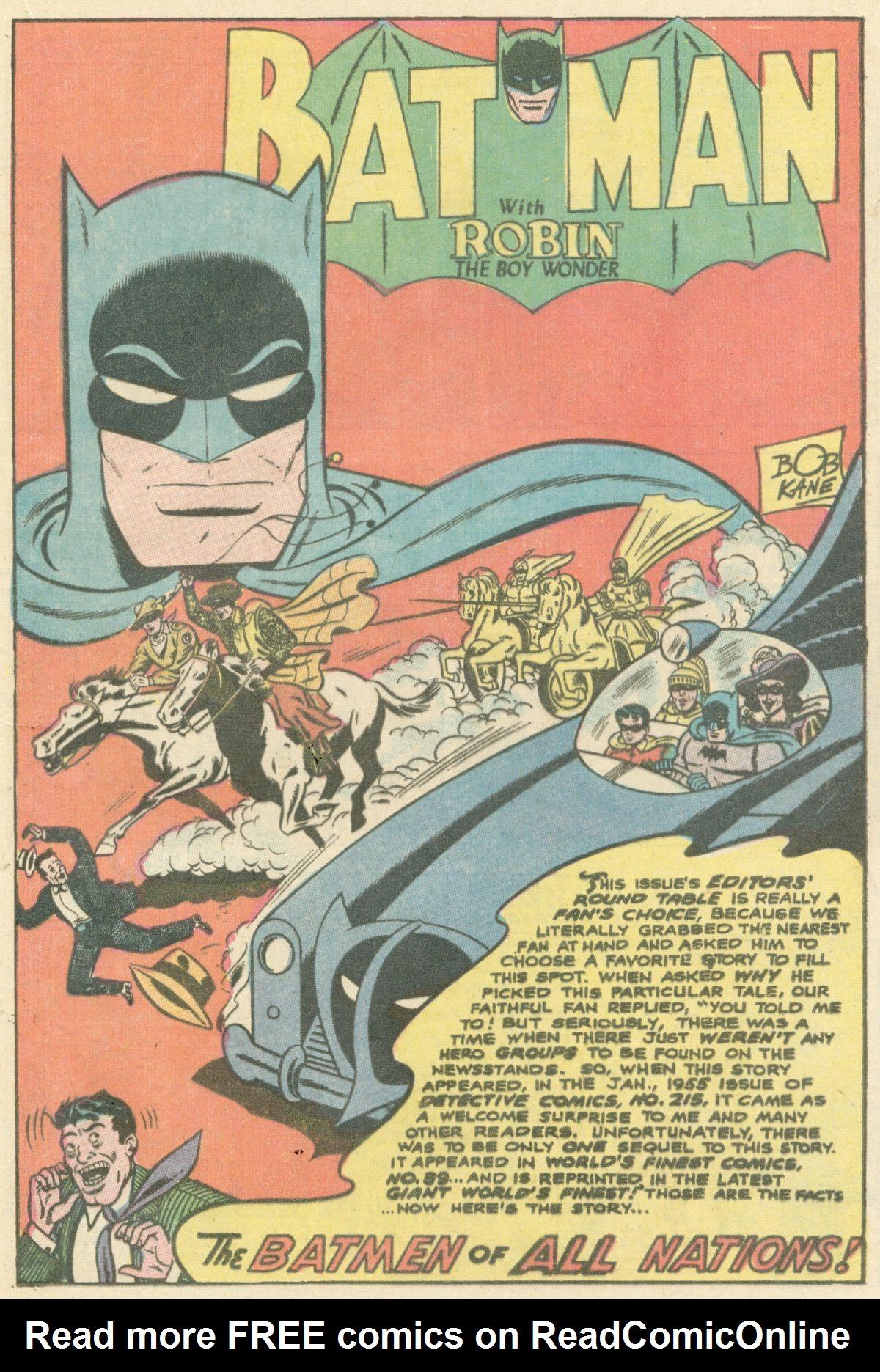 Read online World's Finest Comics comic -  Issue #180 - 21