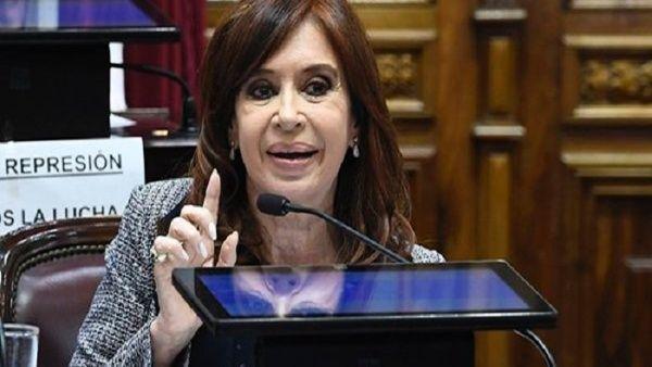 Allanan casa de expresidenta argentina Cristina Fernández
