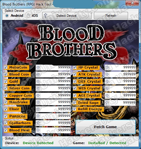Blood bros arcade machine ipa cracked for ios free download.