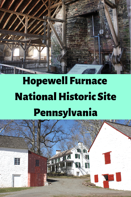 Investigating Early Industry at Hopewell Furnace National Historic Site and Early American Village Life in Elverson, Pennsylvania