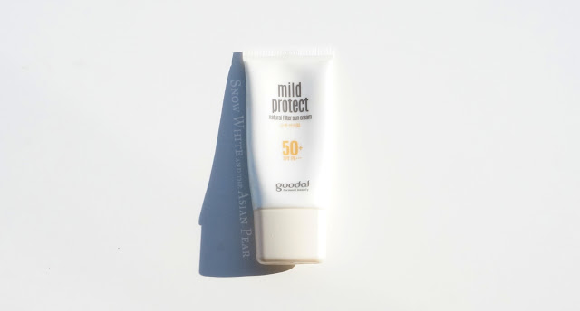 Goodal Mild Protect Natural Filter Sun Cream SPF50+ PA+++ photo