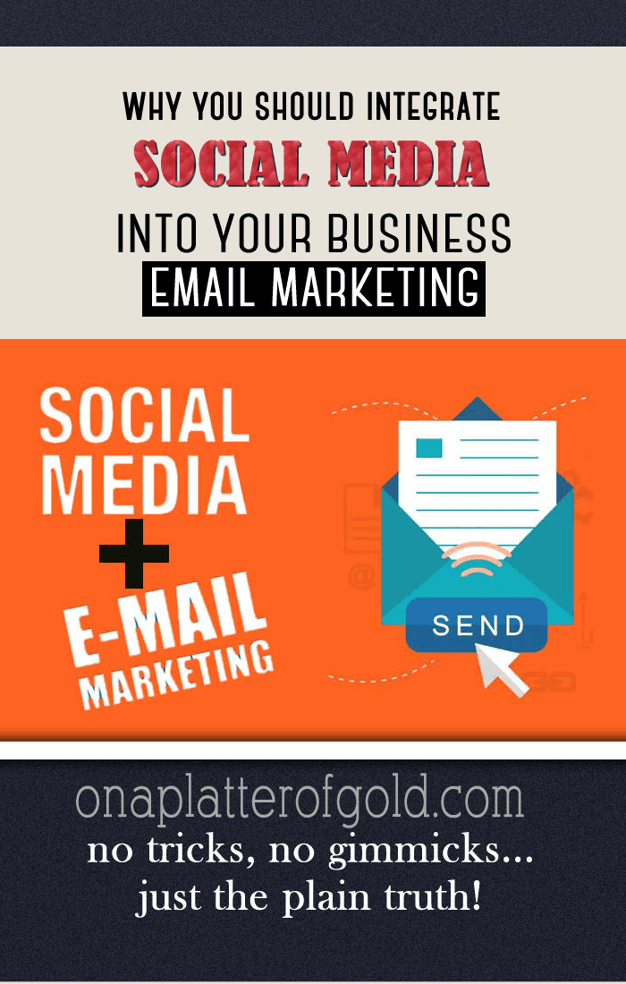 Top 5 Benefits Of Integrating Social Media To Your Business Email Marketing