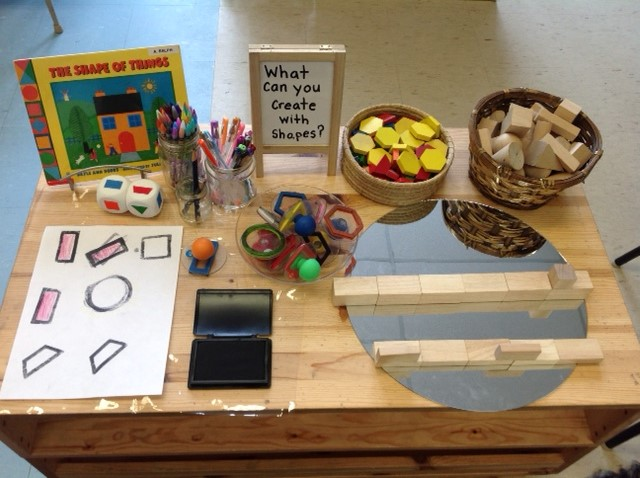 Kinder Garden: Wonders In Kindergarten: Shape Shadows: Exploring 2D And