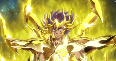 Saint Seiya Soul Of Gold Episodio N8
