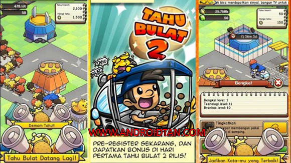Download Game Tahu Bulat 2 Mod Apk