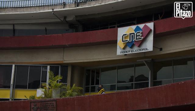 Desde este lunes #13Ago corre plazo para que UNT, Nuvipa, Gente y AD se validen ante el CNE
