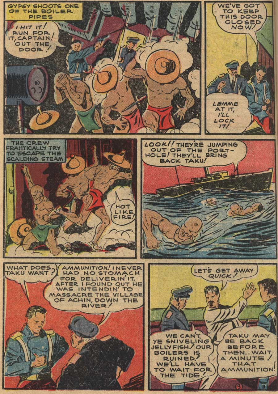 Blue Ribbon Comics (1939) issue 7 - Page 26