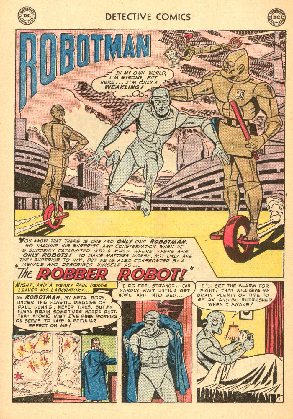 Detective Comics (1937) 199 Page 19