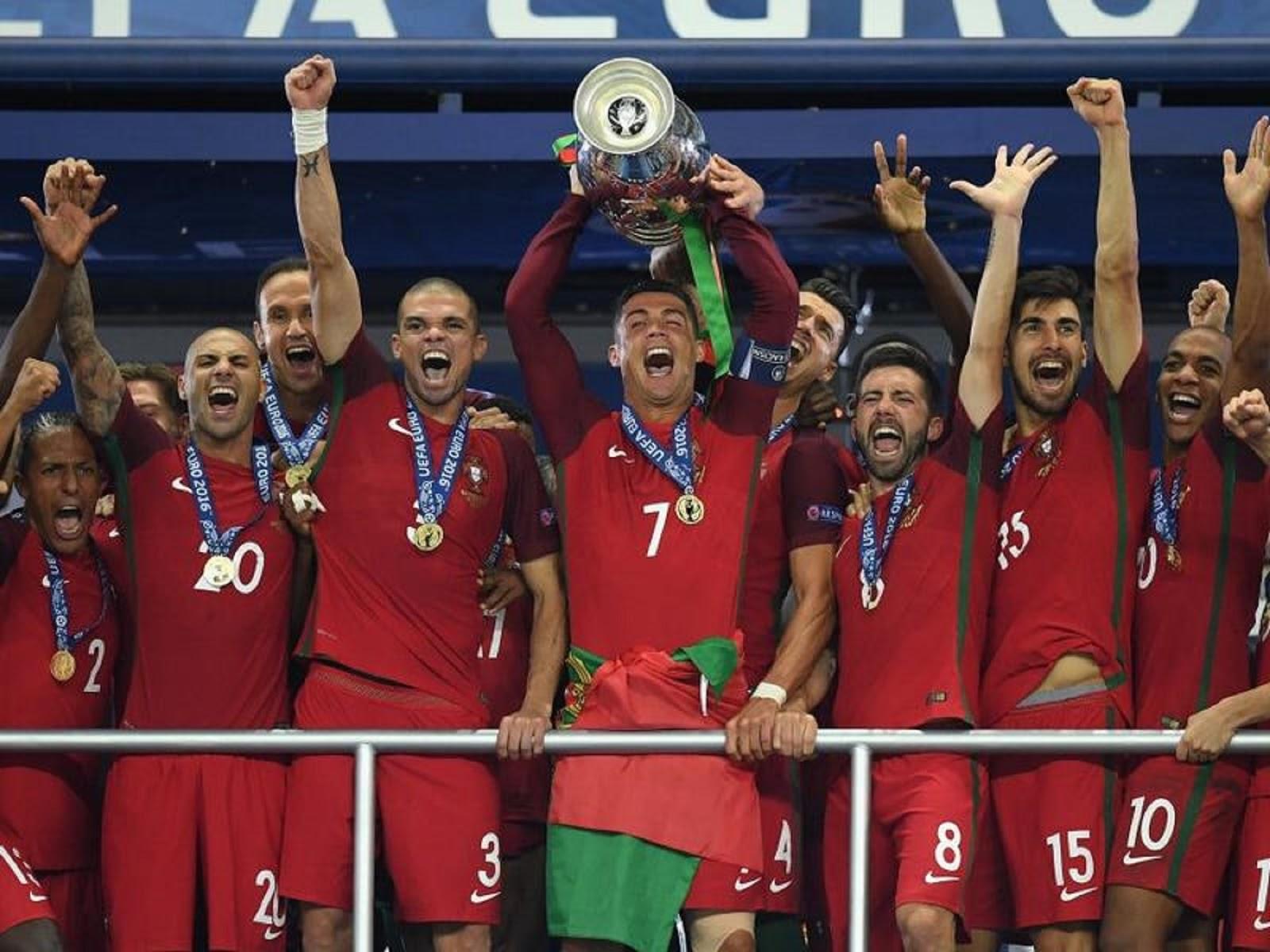 PORTUGAL VS FRANCE 4