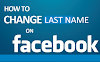 How you can change your last name on Facebook