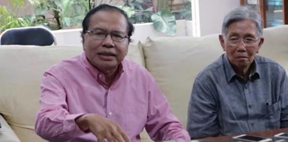 Belajar Dari Mahathir, Pemerintah Perlu Tangkap Orang Yang Undang IMF