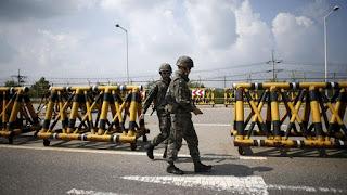 Perbatasan Korea