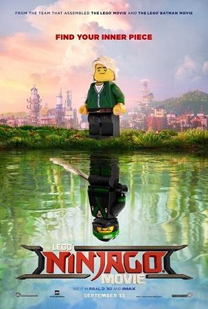 Film The The LEGO Ninjago Movie 2017