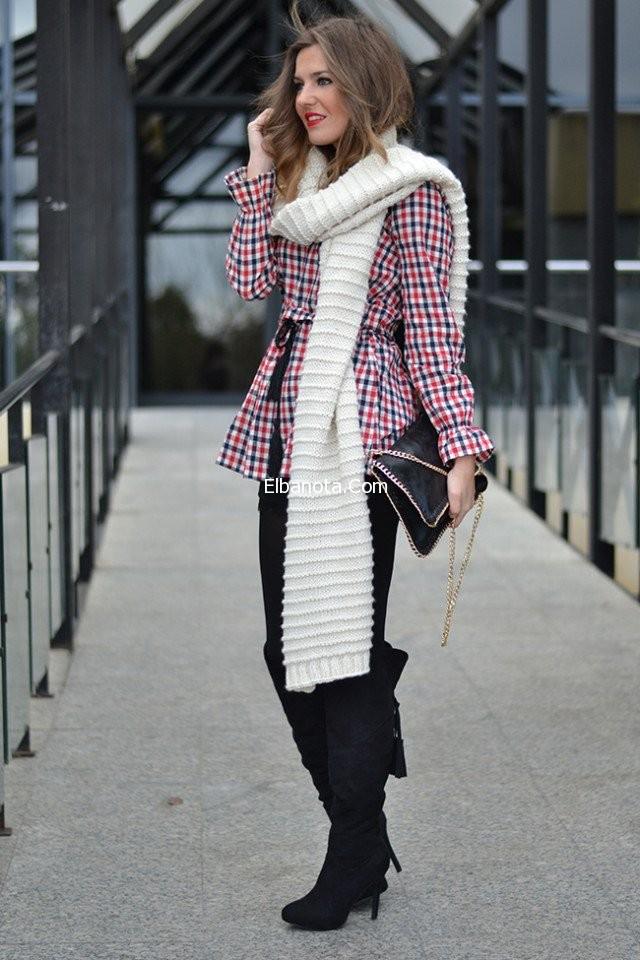 7dbda7f35 بالصور أجمل تصميمات أزياء الشتاء لعام 2016 - Janaa Women | صحة ...