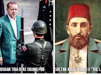 GEGER! Erdogan Datang di Sidang Umum PBB dengan Jas Khas Sultan: Kami Anak Cucu Khalifah Islam Ottoman