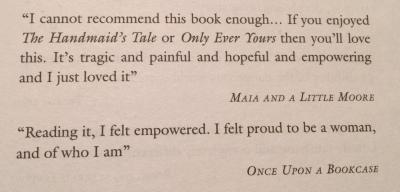 Quote in Naondel by Maria Turtschaninoff Hardback