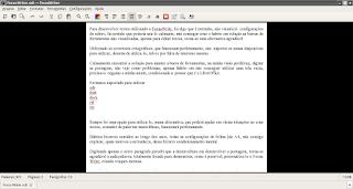 FocusWrite a Maneira divertida de criar Textos
