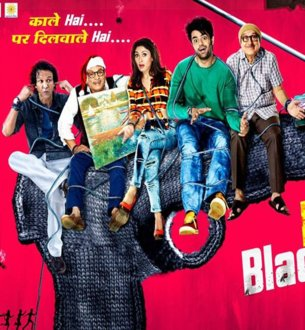 Baa Baaa Black Sheep (2018) Film