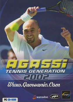 Agassi Tennis Generation 2002 Game